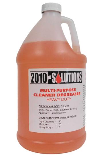 2010 Solutions Multipurpose Cleaner